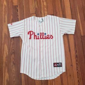 Brian WestBrook Philadelphia Eagles Mens Size Larg